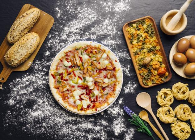 La pizza que ayuda a prevenir el cáncer sí existe
