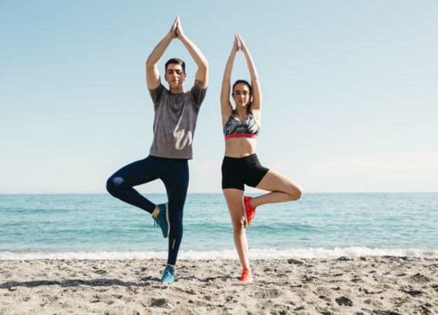 El yoga, el secreto para tratar los dolores musculares