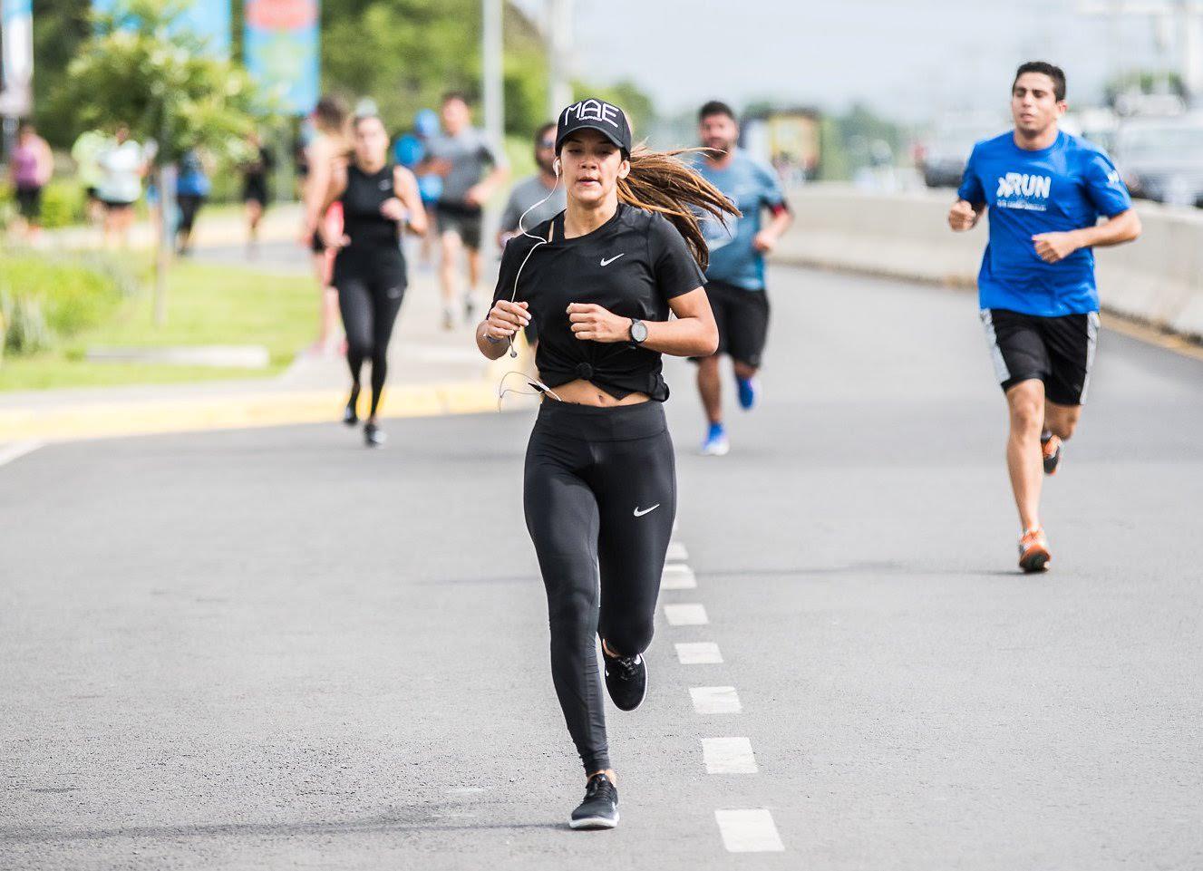 Entrenamiento gratuito para corredores-Nike premiará su esfuerzo y rapidez