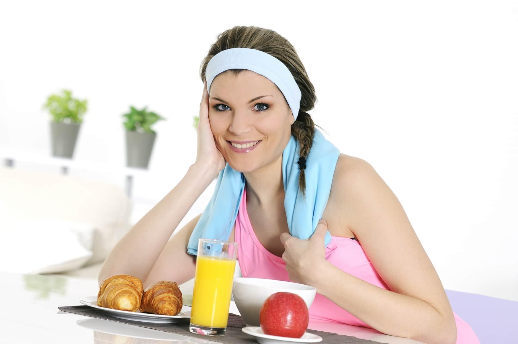 ¿Qué comer después del ejercicio?