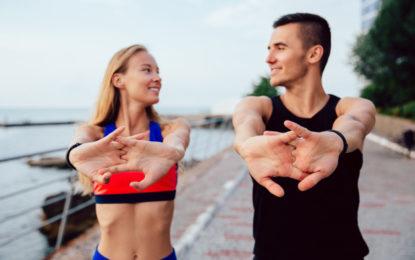 Dieta y ejercicio: Resoluciones para el año nuevo