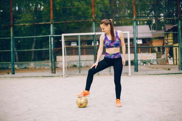 Fútbol Femenino da la mano para colaborar con niñas en riesgo social
