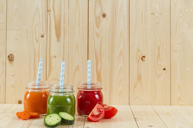 Jugos: alternativas para consumir nutrientes