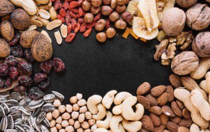 Menos carne y más nueces, la receta para comer mejor y preservar el planeta