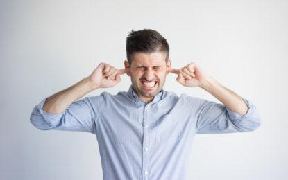 """Tinnitus, el molesto silbido que aparece """"de la nada"""""""