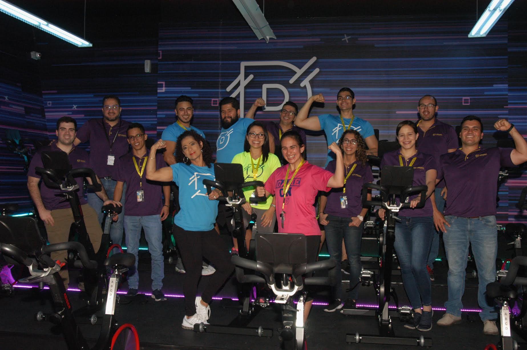 Dinamic Fitness, un nuevo tipo de gym en Guatemala