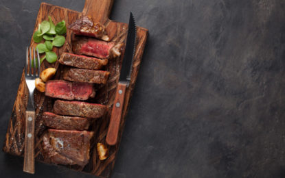 """Por qué comer incluso un poco de carne roja """"aumenta el riesgo de cáncer"""""""