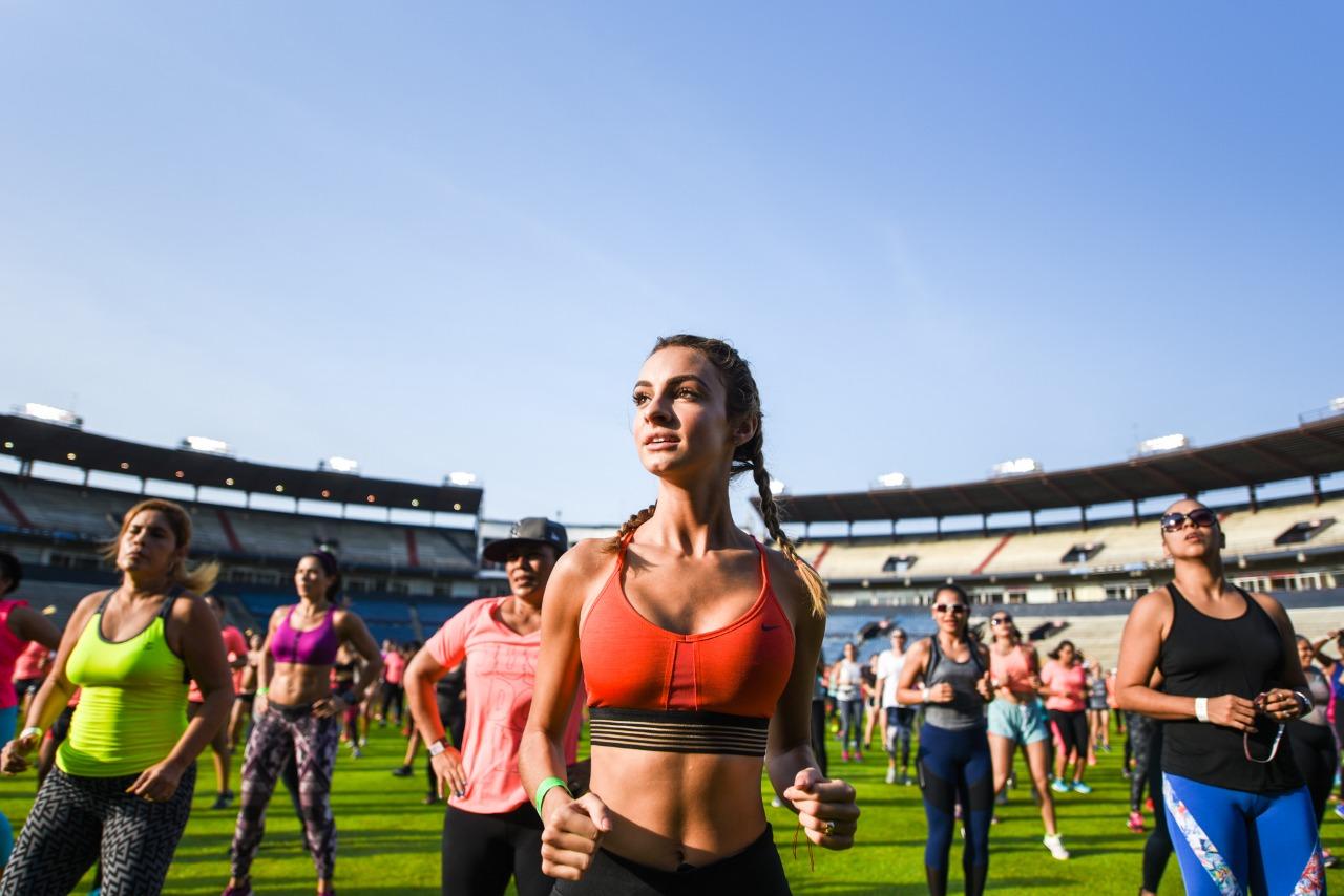 Nike celebrará en grande el día de la mujer con entrenamientos gratuitos