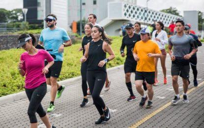Nike organiza entrenamiento gratuito para corredores en Costa Rica