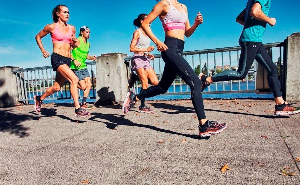 Under Armour le trae una nueva experiencia de running