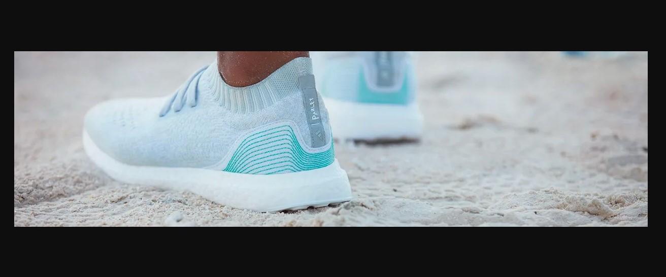 Adidas crea colección de alto rendimiento a partir de desechos plásticos