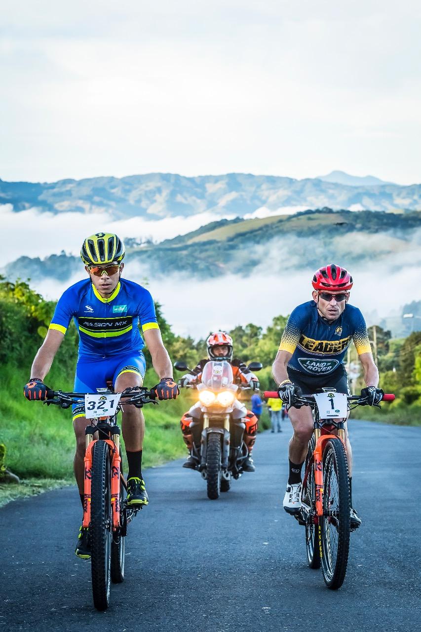 La Ruta de los Conquistadores modificará sus tres etapas prometiendo adrenalina pura