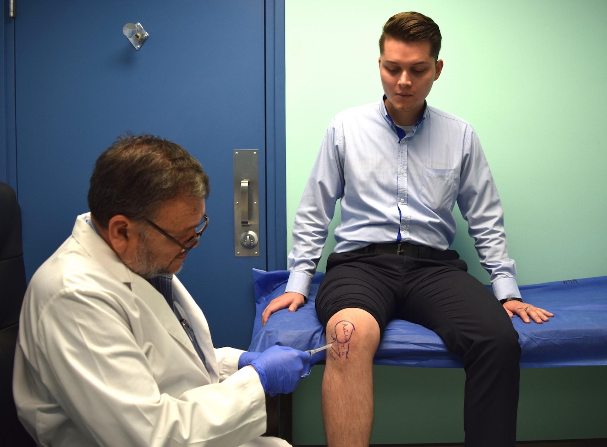 Terapia VIURE: Nueva alternativa en tratamientos para Ortopedia y Medicina Deportiva.