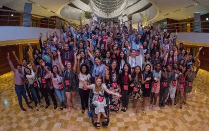Jóvenes unidos para alimentar a un planeta hambriento