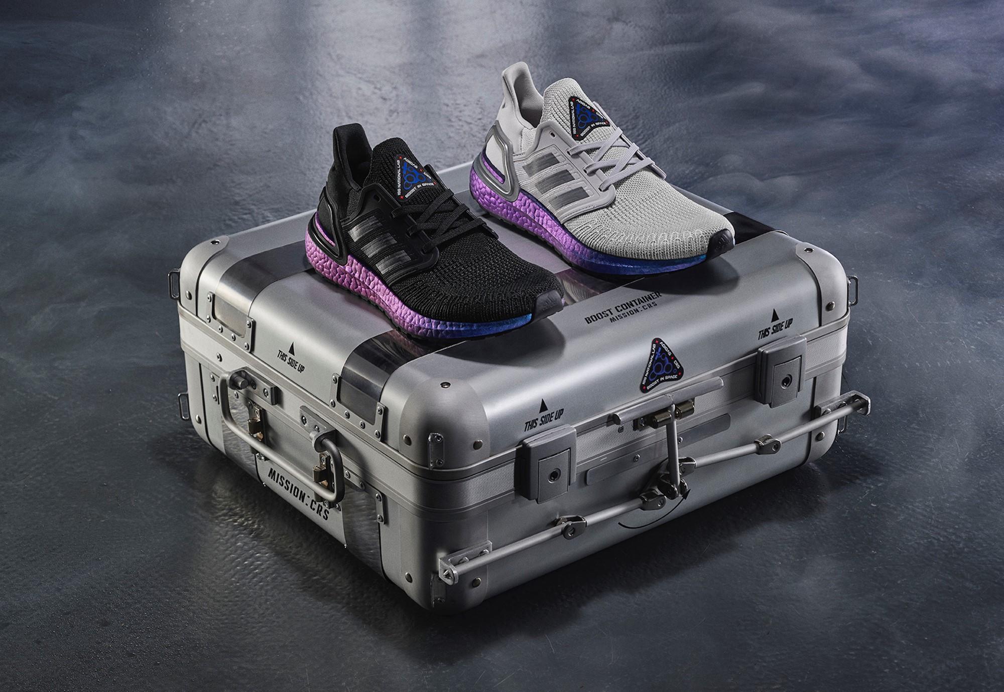 adidas se convertirá en la primera marca en utlizar calzado deportivo inspirado en el espacio
