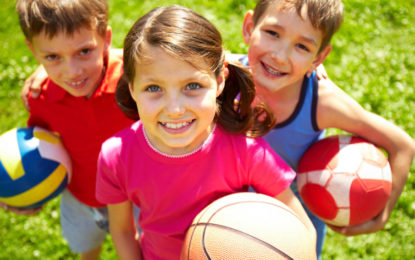 3.600 menores de 65 comunidades  capacitados en disciplinas deportivas
