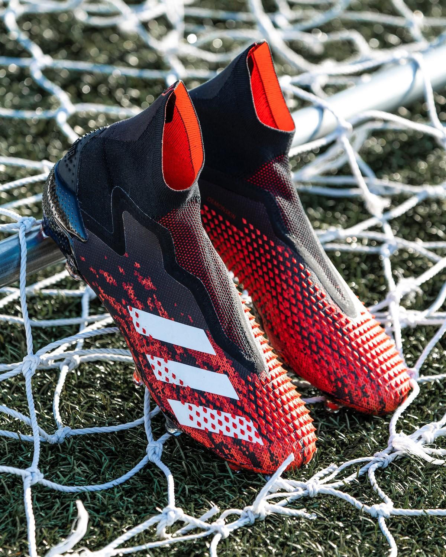 adidas lanza nuevo calzado de fútbol con mejor agarre y control del balón