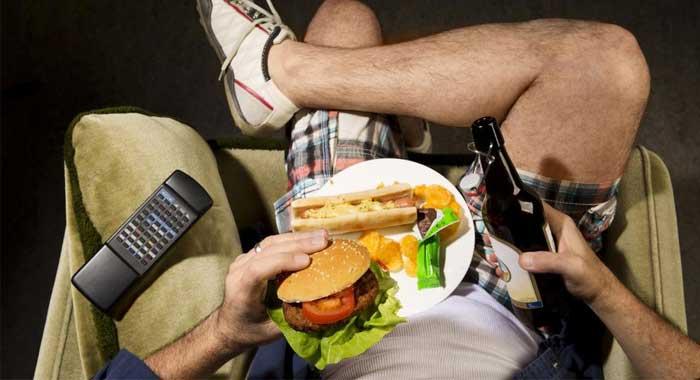 Las consecuencias para la salud de un estilo de vida sedentario