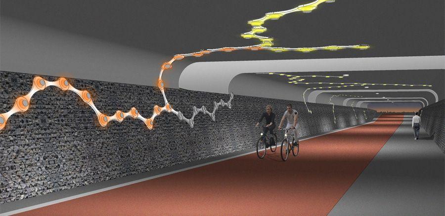 Una autopista de 16 kilómetros en Holanda para bicis