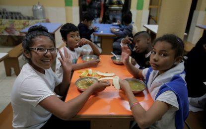 Nutrición para hambre cero, la iniciativa para ponerle fin al hambre mundial