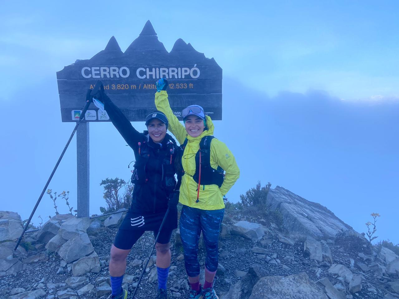 Deportistas cumplieron reto de llegar a la cima del Chirripó en menos de doce horas