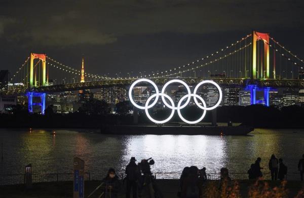 Unos Juegos aproximadamente Olímpicos serán el eje de la agenda de 2021