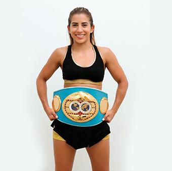 Boxeo femenino: Yokasta Valle defenderá su título rodeada de seguidores en Gradería Virtual