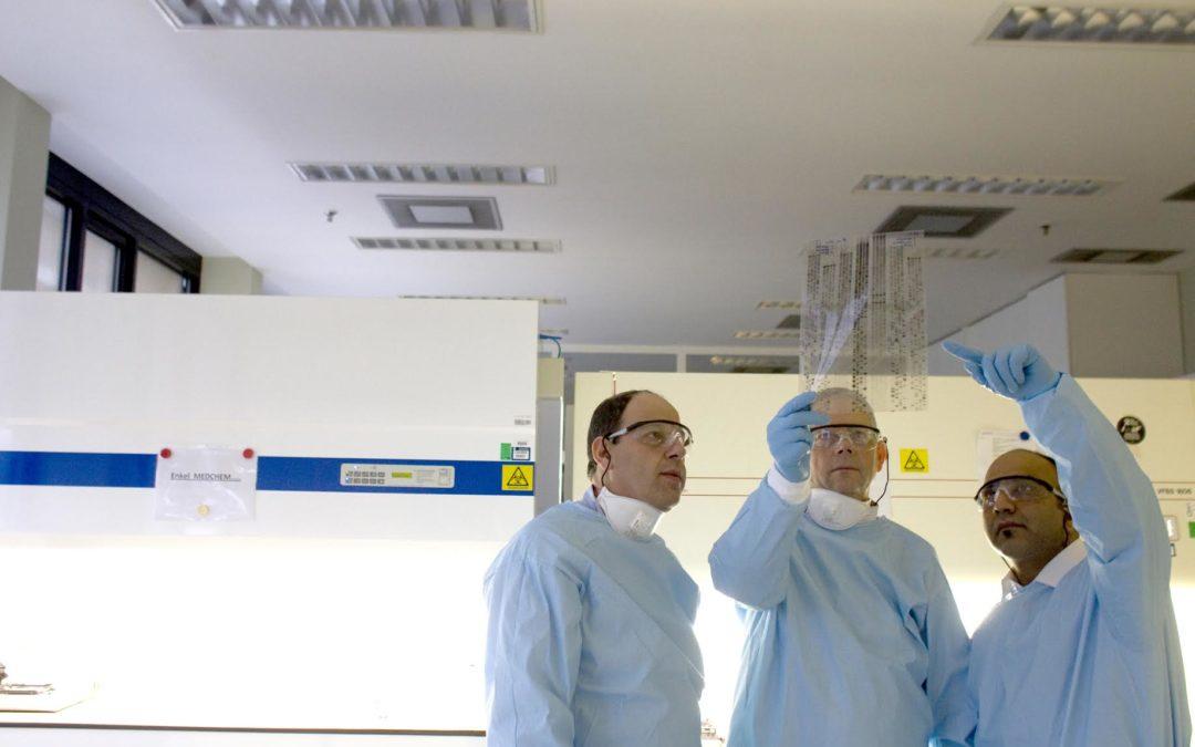 Hito y avances de la biología molecular para pacientes con cáncer de pulmón