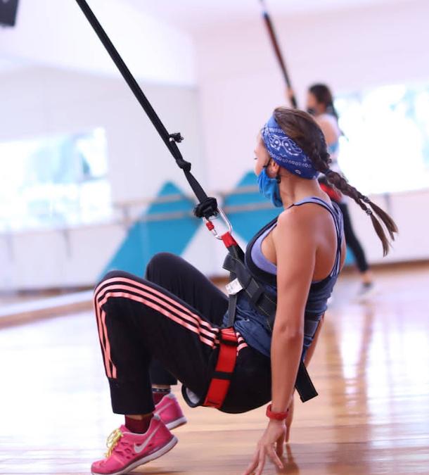 Bungee Workout: nueva forma de entrenamiento funcional en suspención llega a Costa Rica