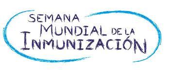 Semana mundial de Inmunización