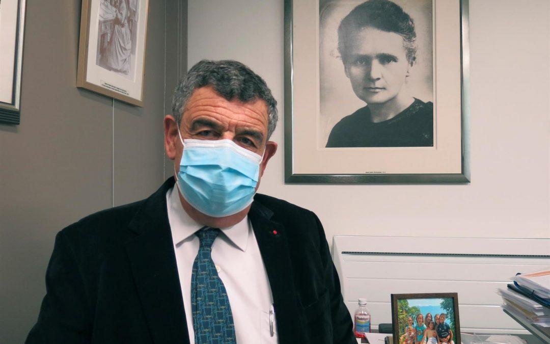 Instituto Curie: En 5 años se detectarán tumores con un análisis de sangre