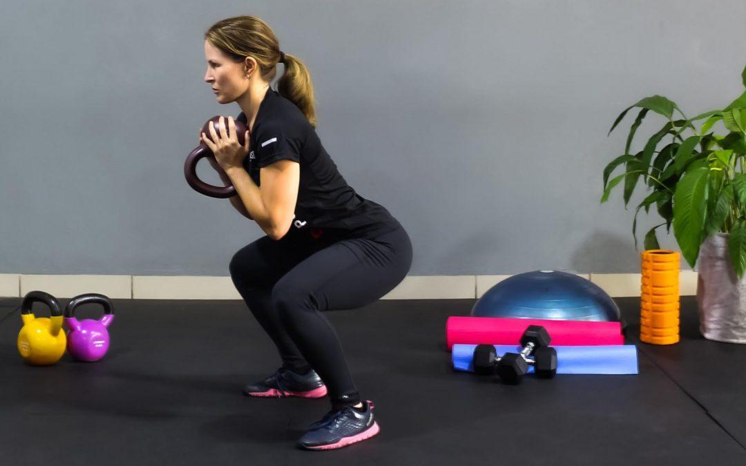 Cuatro accesorios básicos para entrenar desde hogar