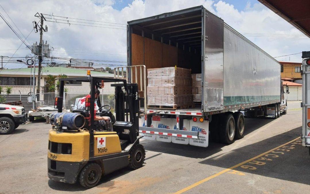 SC Johnson donará desinfectantes y repelentes de insectos a la Cruz Roja Costarricense