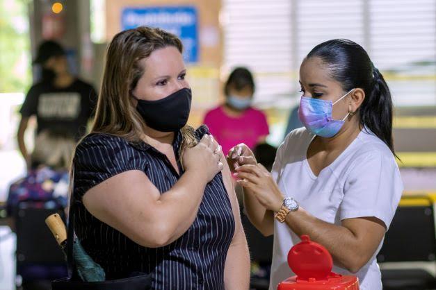 Más de 9.200 personas en Costa Rica podrán completar su esquema de vacunación a partir de la próxima semana