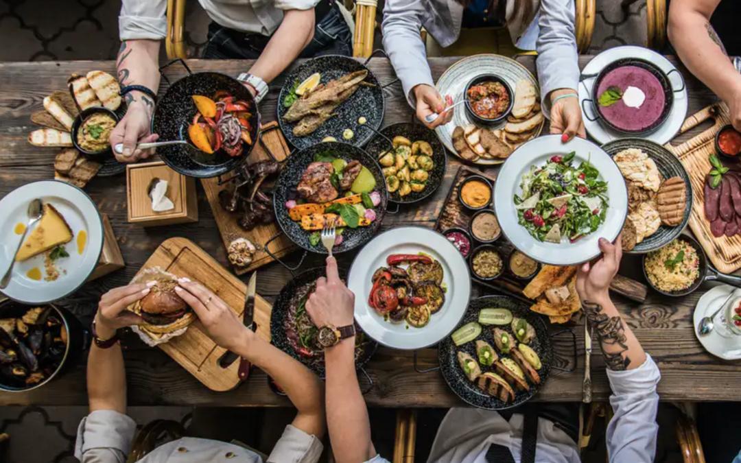 Restaurantes y comedores escolares: ¿es sano comer fuera de casa?