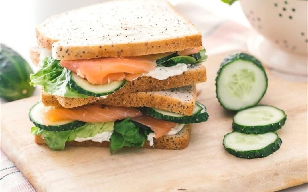 Recetas de brunch con salmón para una vuelta de vacaciones rica y saludable